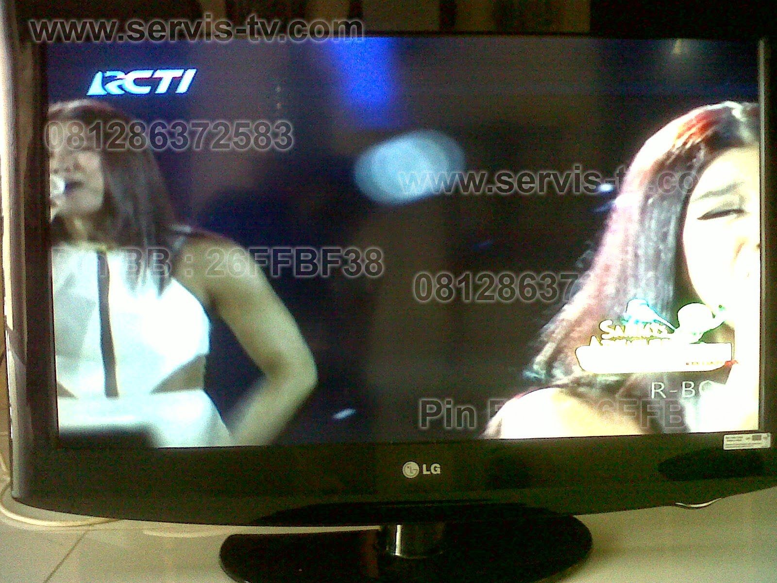 Service LG TV