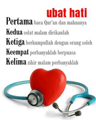 Image result for ubat hati