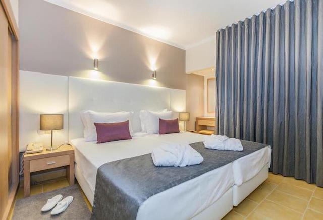Quarto do Hotel Albufeira Sol e Spa