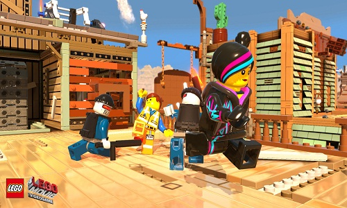 LEGO Movie Videogame Proper-RELOADED