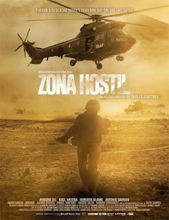 Ver Zona hostil (2017) Gratis Online