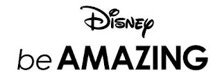 Logo Disney Be Amazing