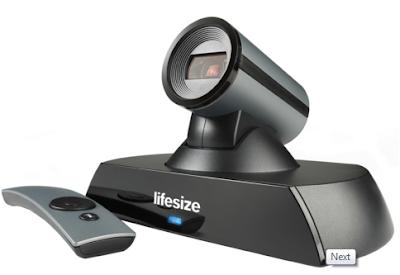 Hệ thống thiết bị hội nghị truyền hình Lifesize Icon 400