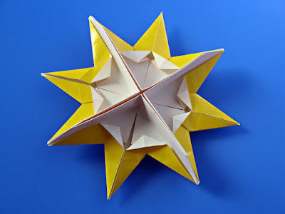 Origami:Bistella by Francesco Guarnieri, vista posteriore