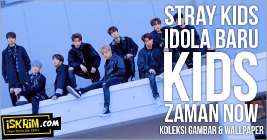 Stray Kids, Idola Baru Kids Zaman Now, Ini Koleksi Wallpapernya!