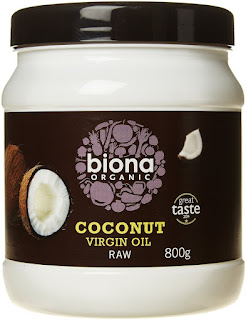 widely health benefit, Biona Organic Raw Virgin Coconut Oil 800g Deal price £11.91