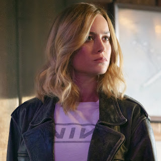 Take this pink ribbon off my eyes : 5 notes on Captain Marvel