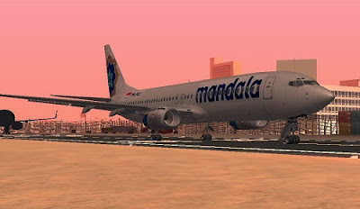 Mod Boeing 737-800 Indonesia Pack