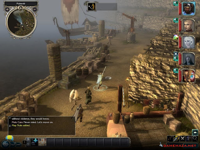 Neverwinter Nights 2 Gameplay Screenshot 2