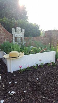 Raised Beds, Raised Garden, Vegetable Garden, Herb Garden