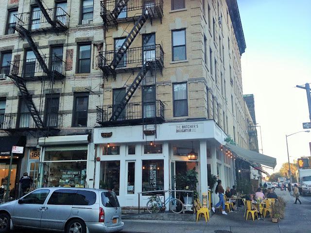 Nolita - manhattan - new-york