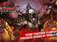 Download Kritika: The White Knights Apk v2.26.5 Mod (UNLIMITED HP/MP & ATTACK MAXED OUT)