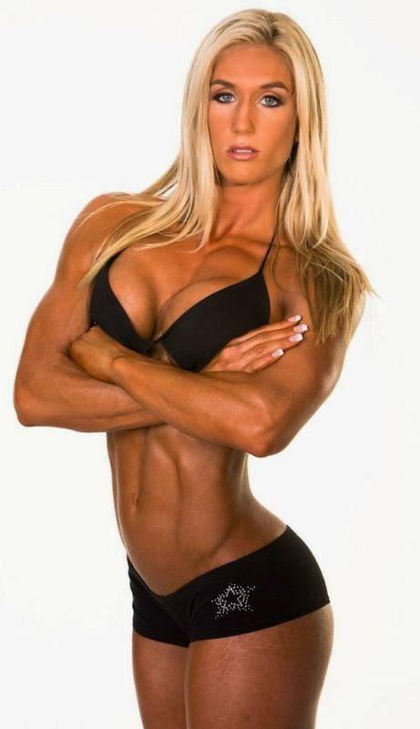 IFBB Figure Pro - Heather Mae French