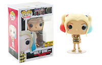 Funko Pop! Harley Quinn Hot Topic