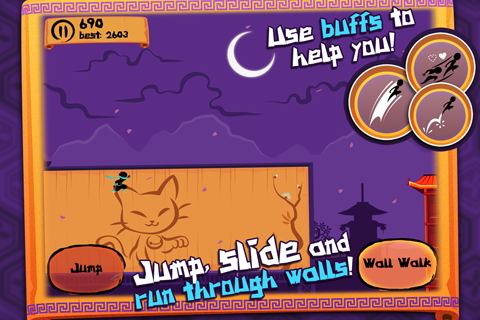 Ninja Nights - Runner Game Unlimited Coin v1.0 APK