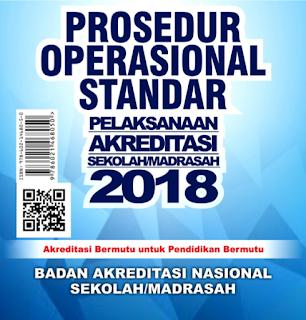 POS Akreditasi Sekolah/ Madrasah 2018