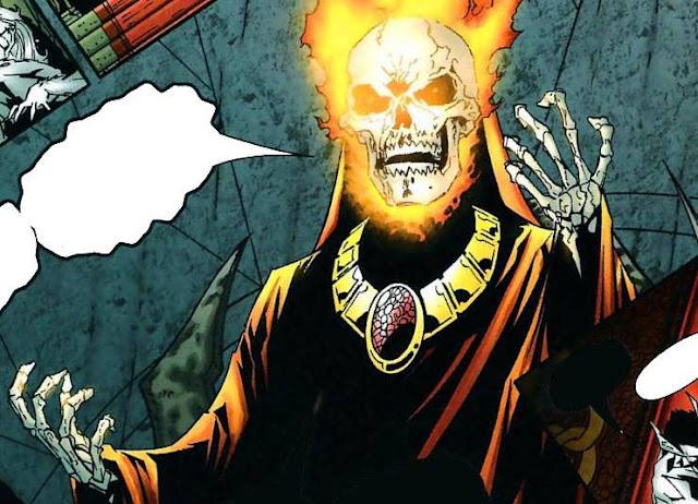 Musuh-musuh Ghost Rider, dari Mephisto sampai Zarathos