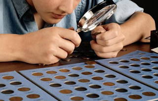 Coleccionar monedas