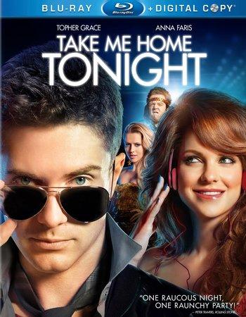 Take Me Home Tonight (2011) Dual Audio BluRay 480p 300MB