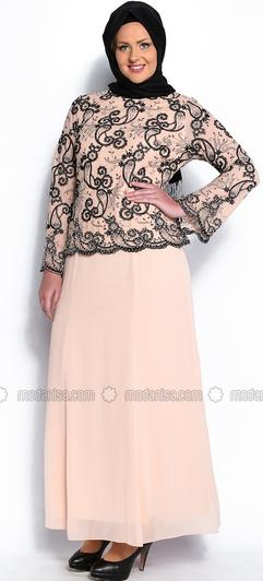 Baju Batik Muslim untuk Orang Gemuk