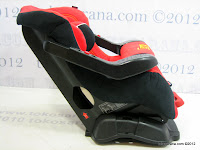 3 BabyDoes BD837 Baby Car Seat with Safety Bar Forward Facing Only