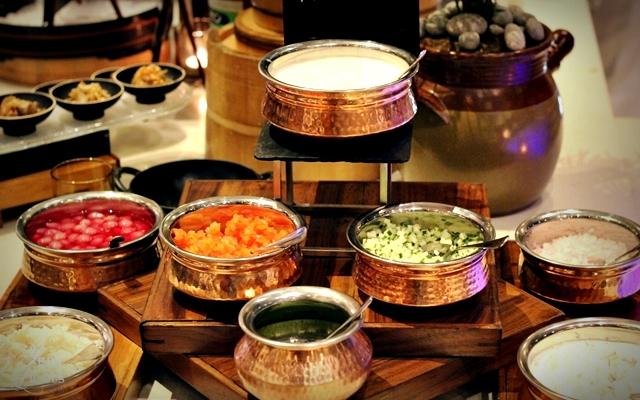 Raita, Indian Food Buffet at HYATT COD Manila