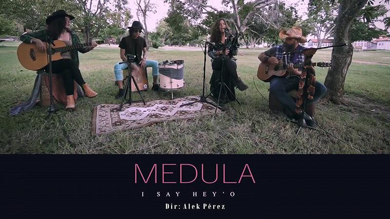 Médula - ¨I say hey´o¨ - Videoclip - Dirección: Alek Pérez. Portal del Vídeo Clip Cubano