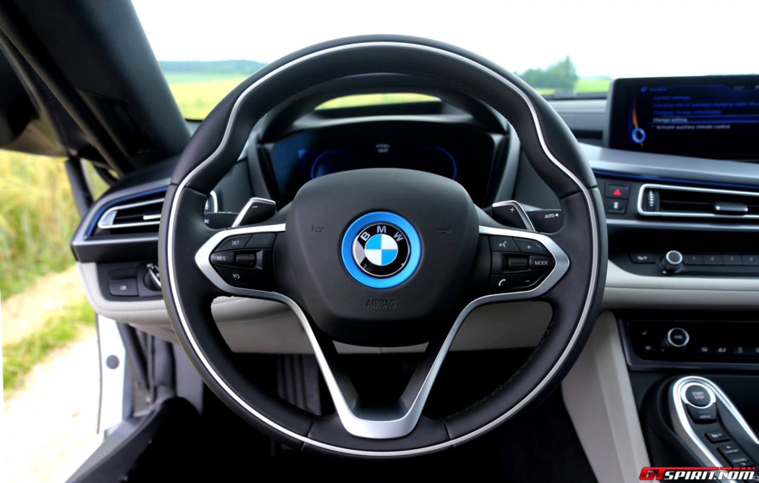 Bmw I8 Interieur Bmw I8 Interior Widescreen Wallpapers Background