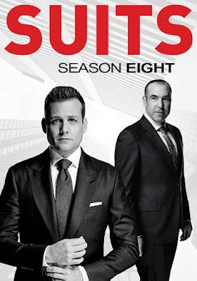 Suits (TV Series) S08 Custom HD Dual Latino 4DVD