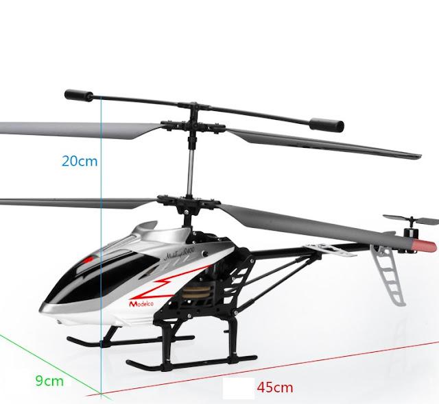 Kích thước máy bay cỡ trung bình