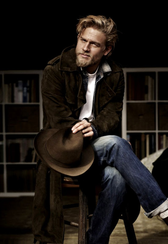 Charlie Hunnam Wallpapers Wallpapers Nature