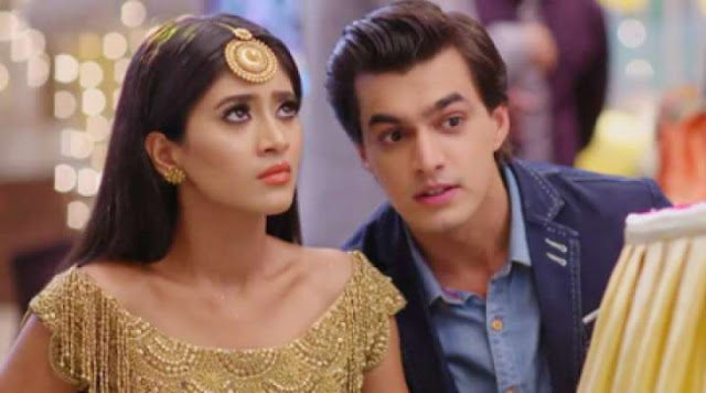 High Voltage Drama ahead in Yeh Rishta Kya Kehlata Hai