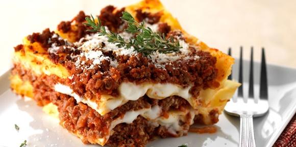 Lasagnes Bolognaise Facile