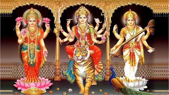 Mata Rani Images on Navratri