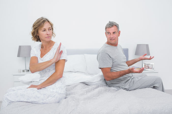 sexless marriage can lead to divorce