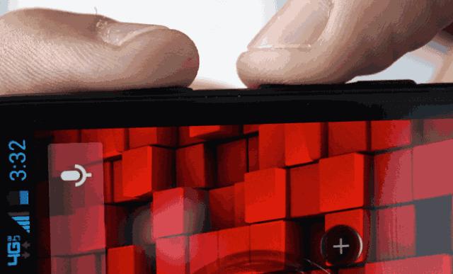 Tasti smartphone per forzare riavvio