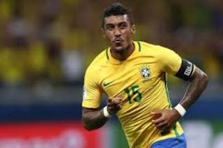Barcelona confirma contratação de volante Paulinho da seleção brasileira