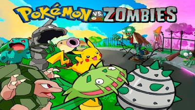 BRAYANROCKER  Plantas vs Zombies Version Pokemon  FullMega  1Link ... d4f08956283