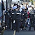 أصابة احد أفراد الشرطة الدنماركية بعد أشتباكات في العاصمة كوبنهاجن