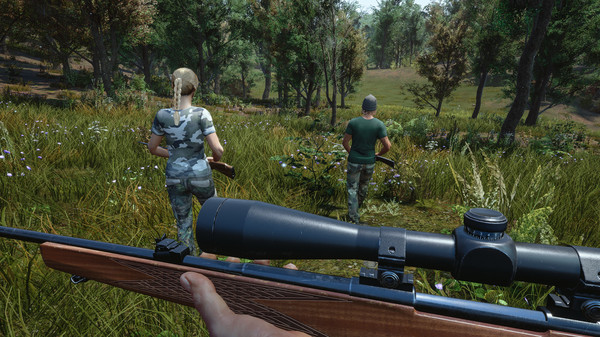 Hunting Simulator PC Repack Free Download Screenshot 1