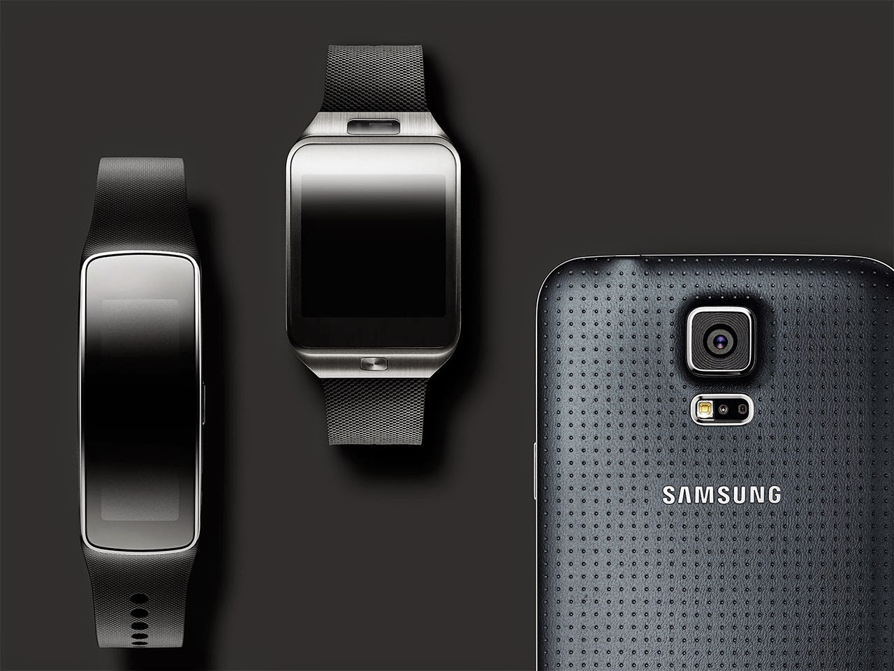 Samsung Galaxy S5 Smartphone & watches