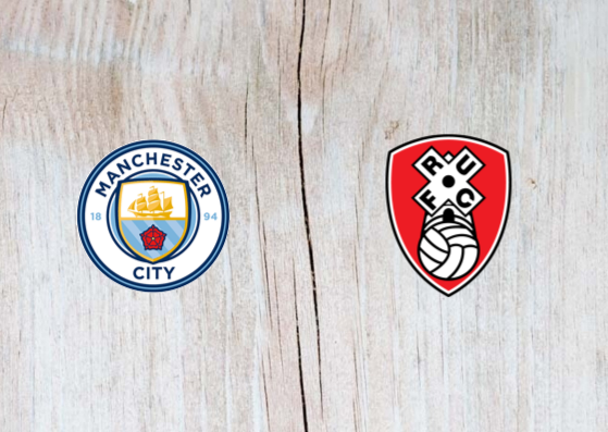 Manchester City vs Rotherham Full Match & Highlights 6 January 2019