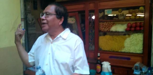 Rizal Ramli: Jangan Ajarkan Rakyat untuk Berkelahi, Apa pun Kita kan Saudara Satu Bangsa