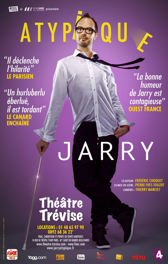 u0026quot jarry atypique u0026quot  au th u00e9 u00e2tre tr u00e9vise