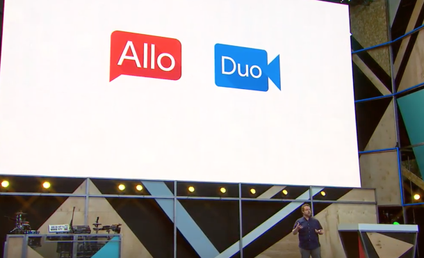 غوغل تطلق تطبيقاً لمكالمات الفيديو