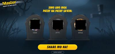 patay na patay sayo web app by master philippines