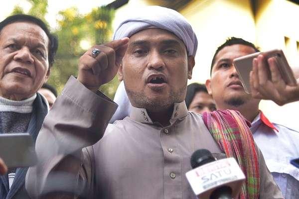 Heboh... Habib Novel Sebut Ahoker Jahil Murakkab
