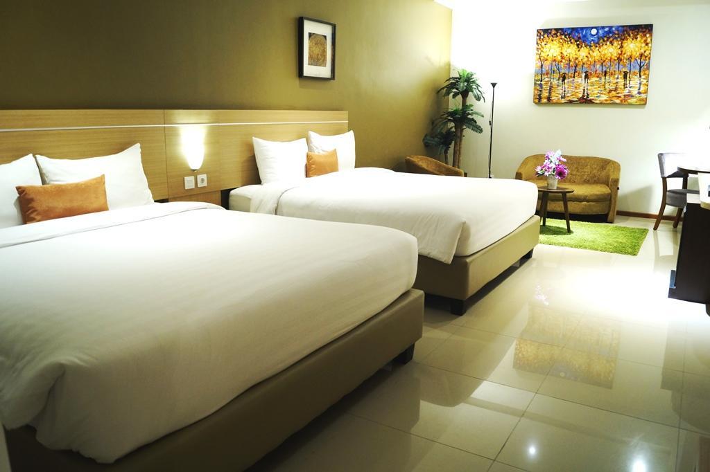 de Laxston Hotel Jogja by Quin's Termurah di Urip Sumoharjo Yogyakarta