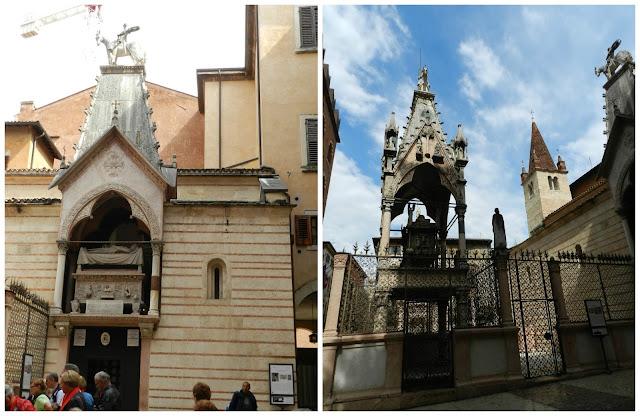 Um dia em Verona -  Arche Scaligere