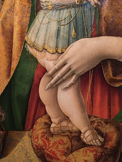 virgin and child carlo crivelli